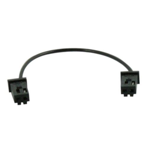 Caratec Überbrückungsleitung 03CA0445B für Ultraschall-Sensoren, für Ultraschall-Steckplatz am Steuergerät der Alarmanlage, ideal für den Cobra Radarsensor AM5462EUSAB