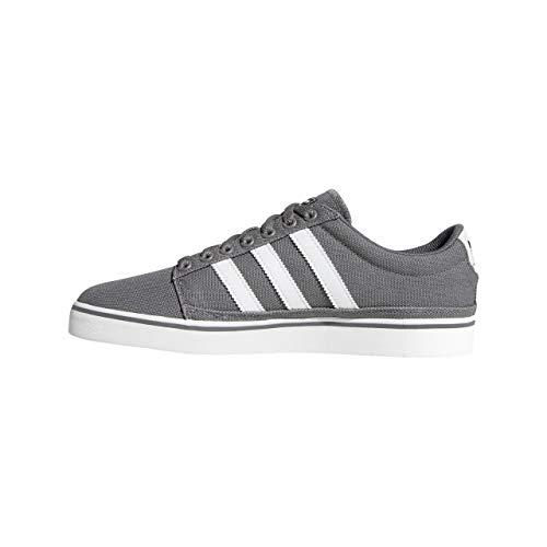 adidas Rayado, Zapatillas de Skateboard Hombre, Gris (Grefou/Ftwwht/Cblack Grefou/Ftwwht/Cblack), 48 2/3 EU
