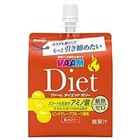 明治 VAAM(ヴァーム) ダイエット ゼリー 150gパウチ×24本入×(2ケース)
