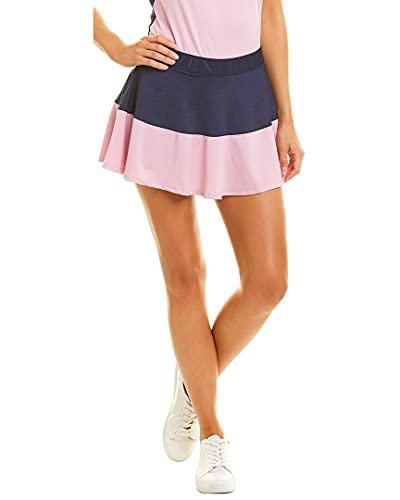 Eleven by Venus Williams Womens Swing Skirt, Xs, Blue