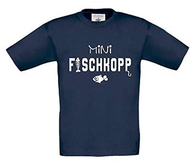 Mini Fischkopp T-Shirt (86-92)