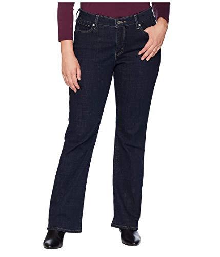 Levi's Damen Plus-Size 415 Classic Bootcut Jeans, Island Rinse, 48 DE(Regulär)