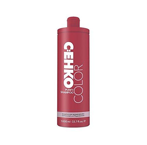 C:EHKO Color Purify Shampoo 1000 ml Tiefenreinigung Reinigung