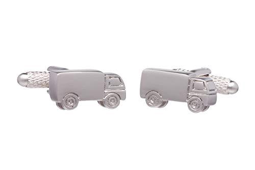 Boutons de manchette Homme Fantaisie – Camion camion conception