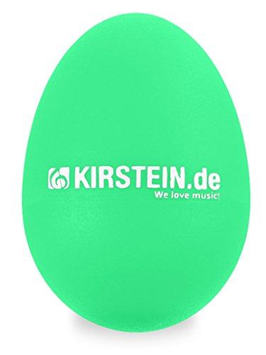 Kirstein ES-10G Egg Shaker verde Medium-Heavy