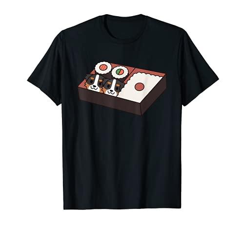 Sushi Bento Box Berger Australien Chien T-Shirt