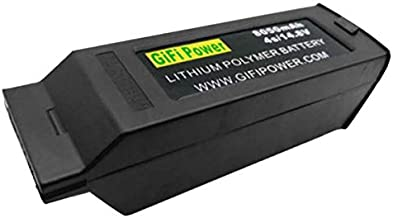 8050mAh 14.8V Replace 4S Lipo Battery for Yuneec Typhoon H Drone (Do not for Yuneec Typhoon H Plus)