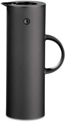 Stelton Topics on TV EM77 Vacuum Jug black 33.8 soft Recommended oz