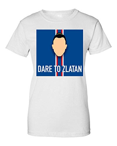 Dare to Zlatan Damen T-Shirt Large