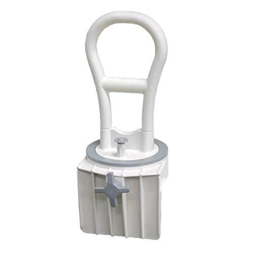 森和 浴槽手すり 台湾製 介護用 安心 安全 カンタン取り付け 工事不要 入浴介護 入浴介助 介護ケア用