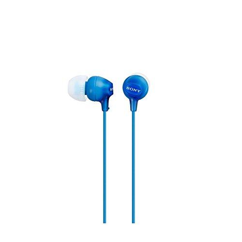 Sony MDR-EX15LPLI geschlossene In-Ear-Kopfhörer blau