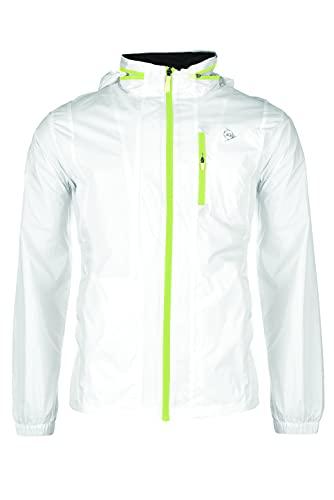 K-Swiss Performance Herren D AC Club MNS Track Suit Jacket White Jacke, L