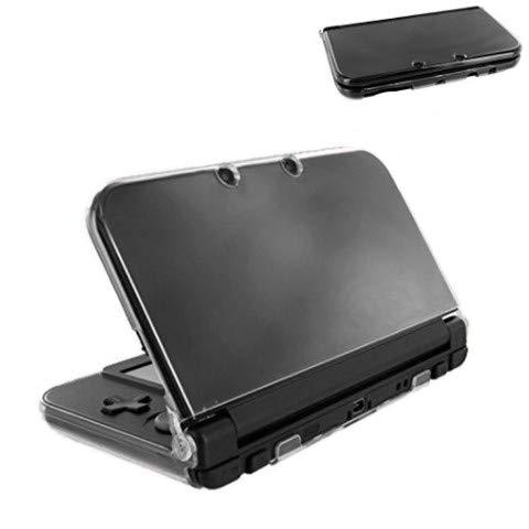 RDFJ 새로운 3DSXL 보호기 안티 스크래치 하드 케이스 클리어 PC 케이스