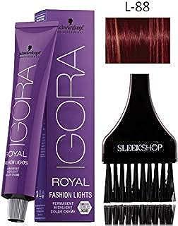 Best igora royal fashion lights l-88 Reviews