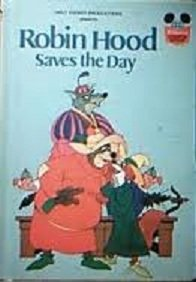 Robin Hood Saves the Day - Book  of the Disney's Wonderful World of Reading