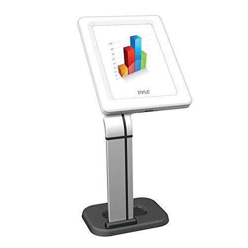 Pyle Diebstahlschutz Universal Kiosk Public Display Ständer Tisch Halterung für iPad/Tablet