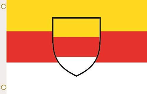 U24 Flagge Fahne Münster 90 x 150 cm