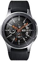 (Renewed) Samsung Bluetooth Watch- Silver (Compatible with Samsung Galaxy Smartphones Wireless 50m)