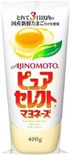 <味の素> ピュアセレクトマヨネーズ 400g【400g】 ×30本
