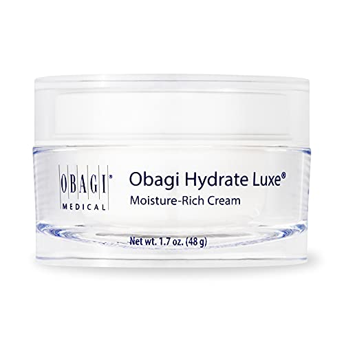 Hydrate Luxe Moisture Rich Cream Review
