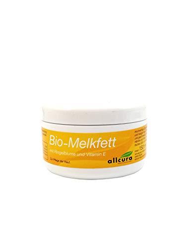 MELKFETT BIO mit Ringelblumen und Vitamin E Creme 150 ml