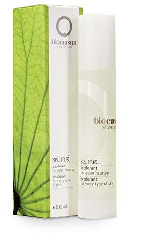 bioemsan Deodorant - für jeden Hauttyp und sorgt für ein rundum frisches Gefühl, 100 ml