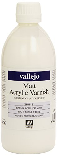 Vallejo Model Color 500 ml Matt Acrylic Varnish