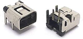 2X AC-DC Power Jack Input Charging Port for Nintendo 2DS / 2DS XL & DS/DSi XL