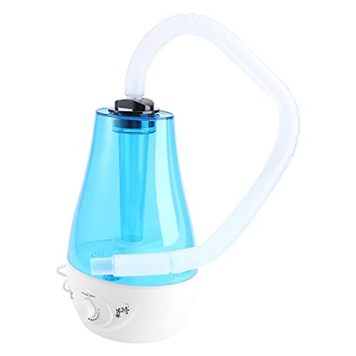 POPETPOP 3l Reptilienbefeuchter Aquarium erhöhen Feuchtigkeit Reptiliennebelmesser Reptilien Amphibien Sprayer erhöhen die Luftfeuchtigkeit Luftbefeuchter mit eu Stecker (Zufällige Röhrenfarbe)