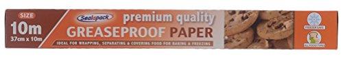 Sealapack Premium Quality papel sulfurizado anchura 37 cm - rollo de 10 metros