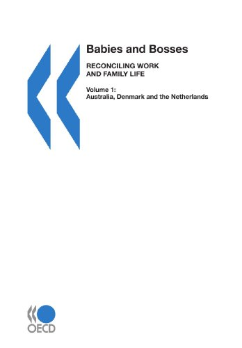 Babies and Bosses - Reconciling Work and Family Life (Volume 1):  Australia, Denmark and the Netherlands