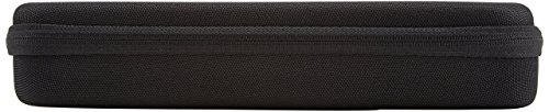 Amazon Basics Large Carrying Case for GoPro And Accessories - 13 x 9 x 2.5 Inches, Black