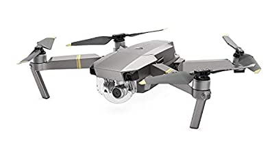 DJI - Mavic Pro Platinum - Quadcopter Drone with Camera