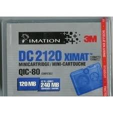 Imation DC2120 Ximat - QIC - 120 MB / 240 MB - QIC-80 - storage media