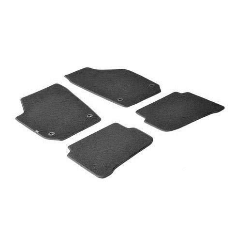 Otras marcas Citroen Xsara Picasso - Juego completo de 4 alfombrillas específicas de moqueta