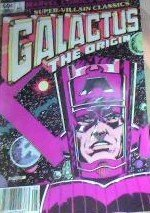 Super-Villain Classics #1 (Galactus: The Origin)