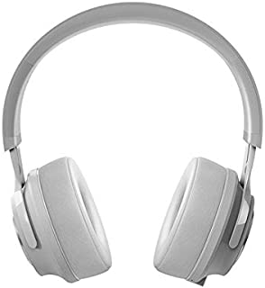 Wireless Headset Bluetooth 4.2 Stereo Over Ear Headphone Game Type,Subwoofer,Long Standby Foldable Headphones Built-In Mic, for Home Office Online Class Travel Cellphone PC TV,Gray