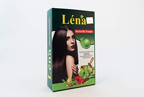 Henné Neutre et Herbes pour Soins Naturels Cheveux - 100 g