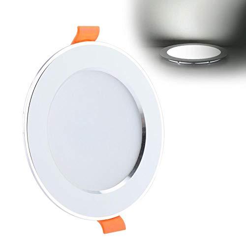 Riuty LED Einbaustrahler,Sensor-Deckenverkleidung PIR-Bewegungsmelder-Licht des menschlichen Körpers für den Wohnbereich AC85-265V 9W