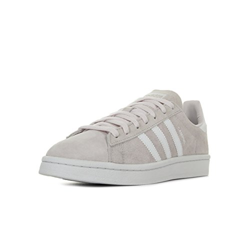 adidas Damen Campus Sneaker, Pink (rosa/weiß rosa/weiß), 36 EU