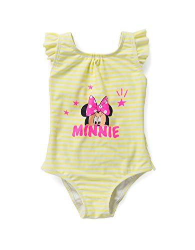 ZIPPY ZTG07L07_487_2 One Piece Swimsuit, Sunny Lime 12-0741 TC, 18/24M Baby-Girls
