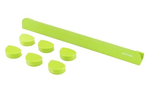 Kettler Kantenschutz Set grün für Schreibtisch Modelle ab 2019 Kids Comfort, Kids College Box, Kids Cool Top