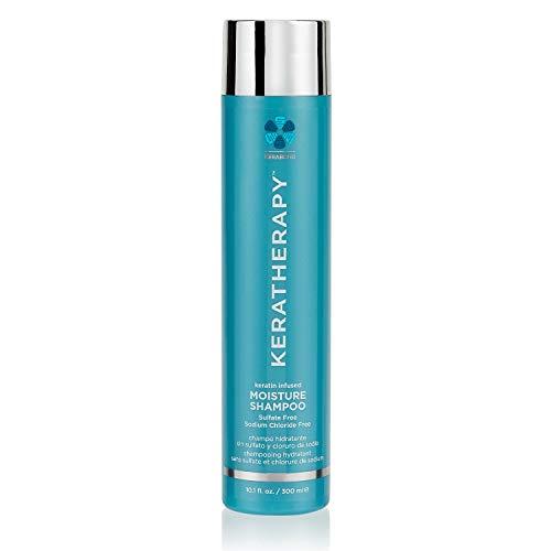 Shampoing hydratant pour entretien du lissage brésilien Keratherapy, 300ml