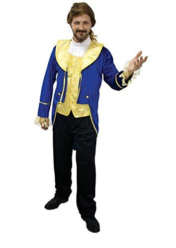 Carnavalife Disfraz Hombre Bestia (XL)
