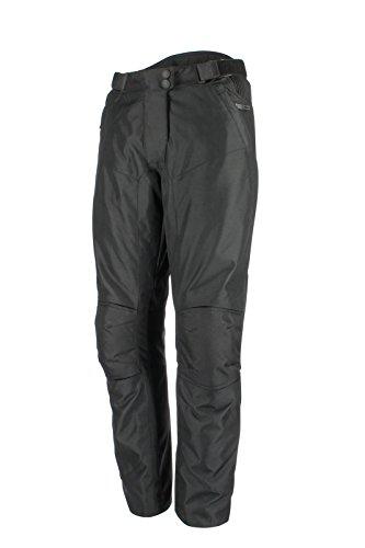 OJ Pantalon Double couche 4 saisons 100% imperméable RIDERPANT Lady M noir