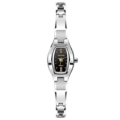 N\C Ladies Watch Bracelet Watch Waterproof Rose Gold Ladies Watch Bracelet Watch Quartz Ladies Watch