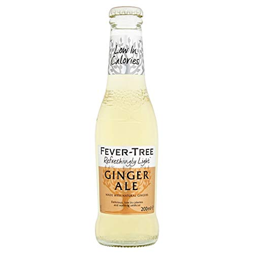 Fever-tree Ingwer-Ale, 24 x 200 ml