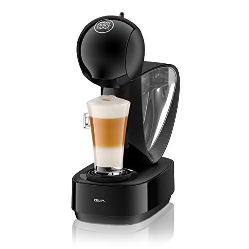 Krups - Cafetera Dolce Gusto Infinissima KP170810, 15 Bares de presión, Depósito de agua de 1,2 L Potencia 1500W, función frío/caliente, Modo ECO (Reacondicionado)