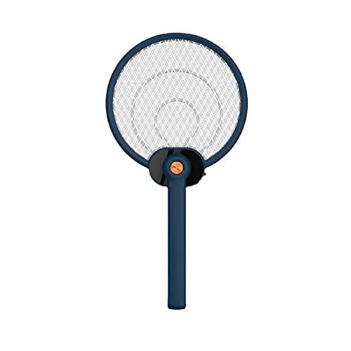 Handheld Home Electric Mosquito Mosquito Raqueta Bug Raqueta Insectos Insectos Asesino Inicio Jardín Pest Bug Anti Mosquito Fly Trap Lamp (Color : 02)