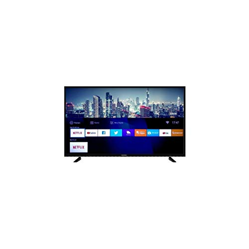 GRUNDIG 43GDU7500B TV 108 cm 43